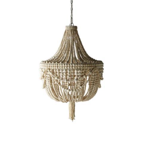 Moira beaded chandelier frontgate moira beaded chandelier aloadofball Gallery