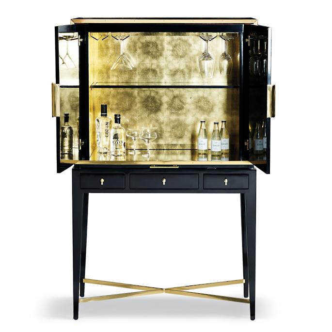 Crowley Bar Cabinet By Martyn Lawrence Bullard Frontgate