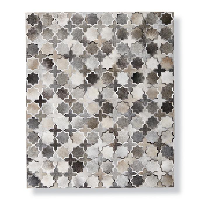 Mansour Pieced Hide Rug By Martyn Lawrence Bullard Frontgate