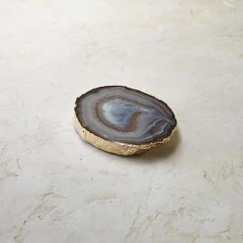 Agate Bottle Coaster