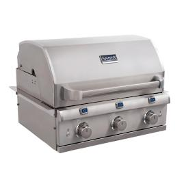 SABER 1500 Elite 3-Burner Built-In Gas Grill