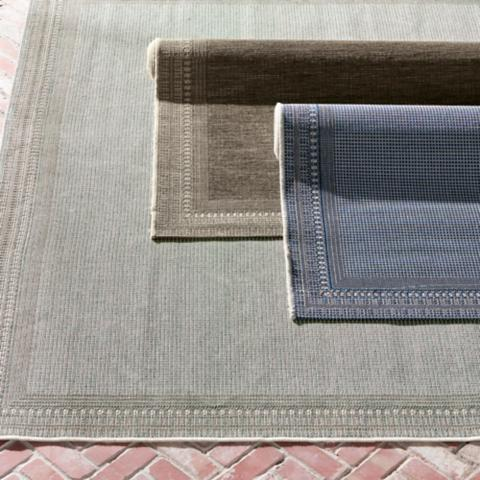 Harper Indoor/Outdoor Rug | Frontgate