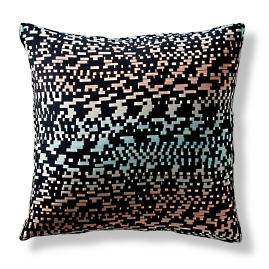 Code Luxe Onyx Boxed Outdoor Pillow