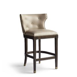 Tremendous Marseille Counter Height Bar Stool 25 3 4H Seat Frontgate Ibusinesslaw Wood Chair Design Ideas Ibusinesslaworg