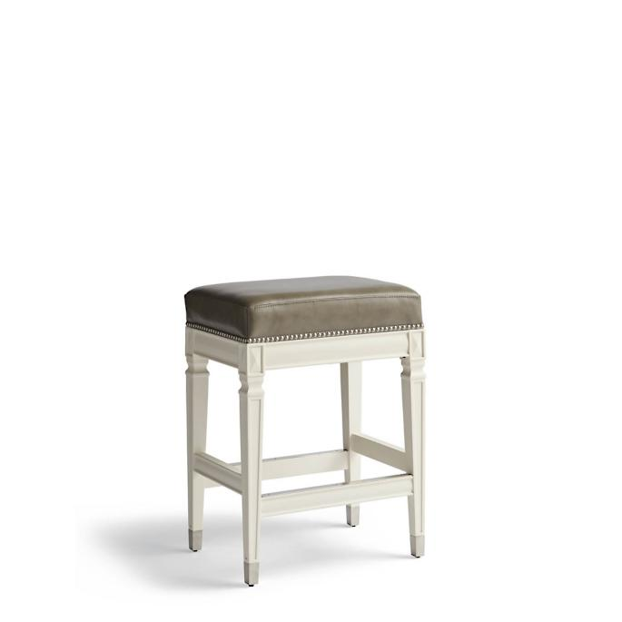 Groovy Wexford Rectangular Backless Counter Stool 26 Machost Co Dining Chair Design Ideas Machostcouk