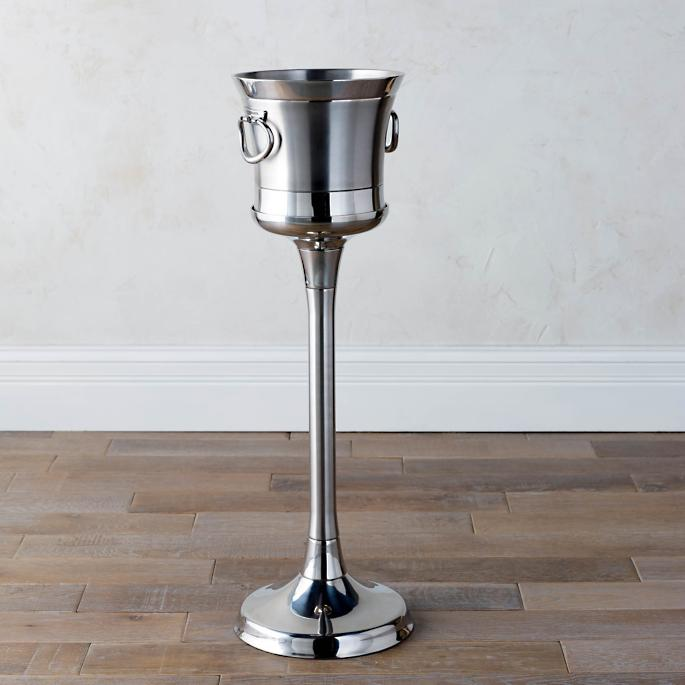 Optima Champagne Bucket by Frontgate