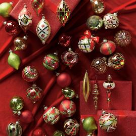 Christmas Tidings 60-pc. Collection