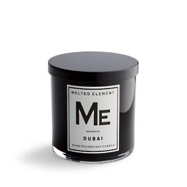 Melted Elements Dubai Candle