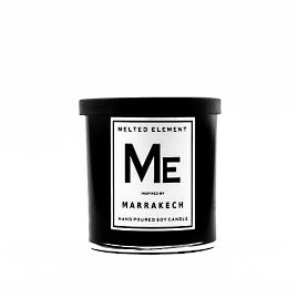 Melted Elements Marrakech Candle