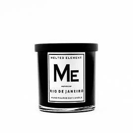 Melted Elements Rio de Janeiro Candle