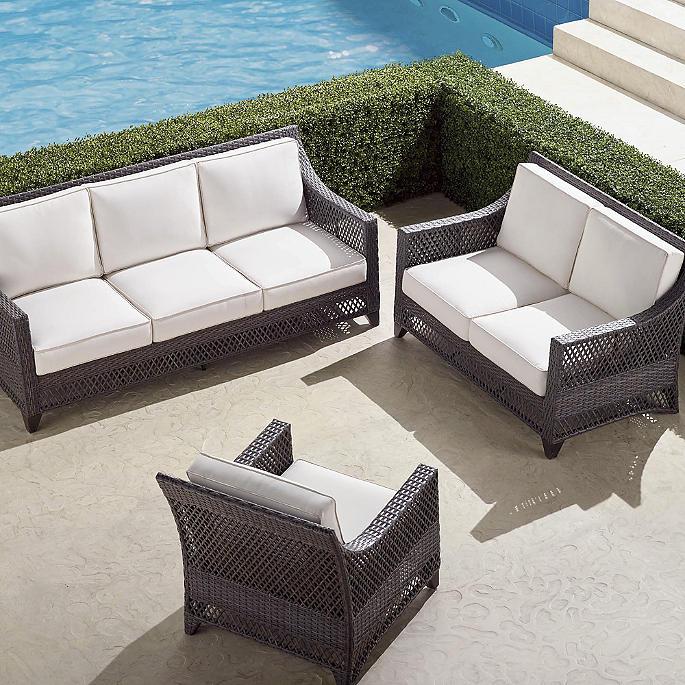 Graham 3-pc. Sofa Set