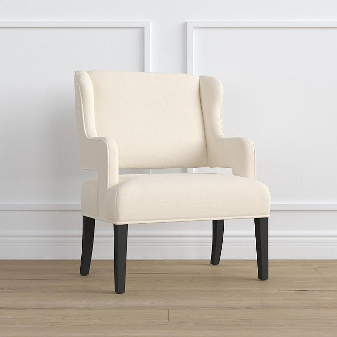 Stupendous Aubrey Accent Chair Creativecarmelina Interior Chair Design Creativecarmelinacom