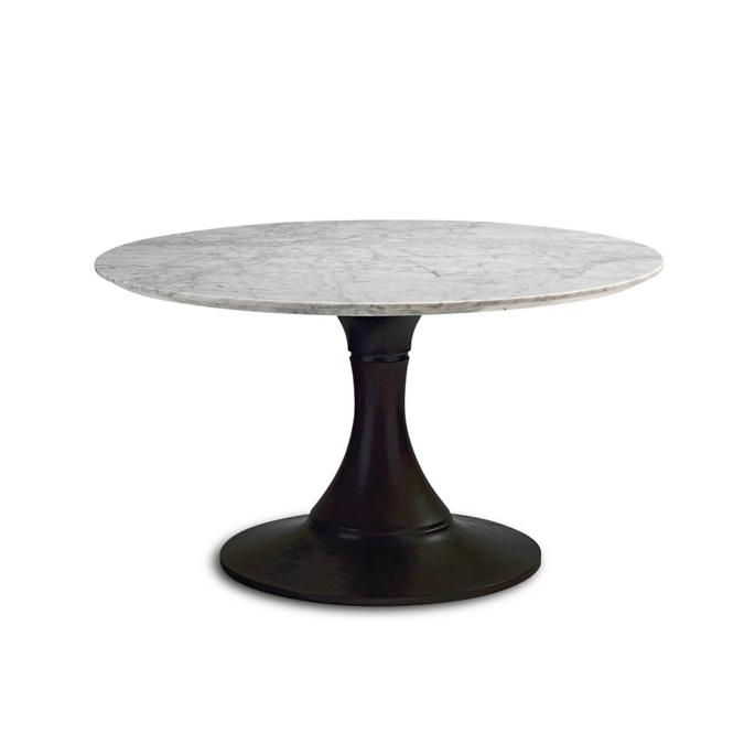 Mercer Round Dining Table Frontgate