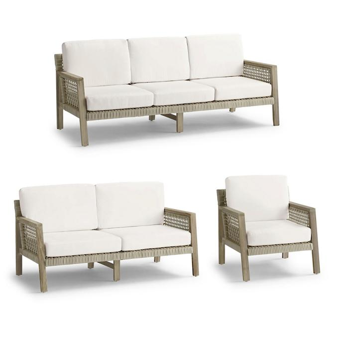 Callan Replacement Sofa Cushion Frontgate