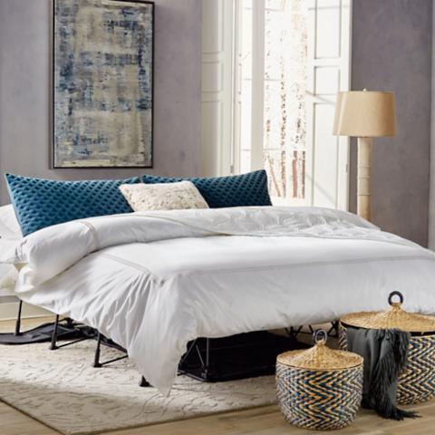 Sleep Inflatable Ez Bed Frontgate, Frontgate Ez Bed Queen