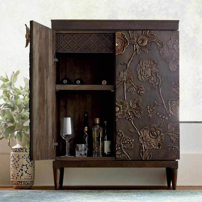 Miri Bar Cabinet by Frontgate