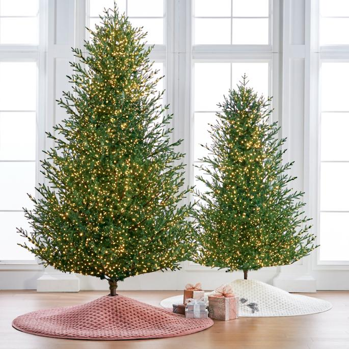 san francisco 1bfdf f5822 Starry Night Microlight 7-1/2 ft. Full Profile Tree