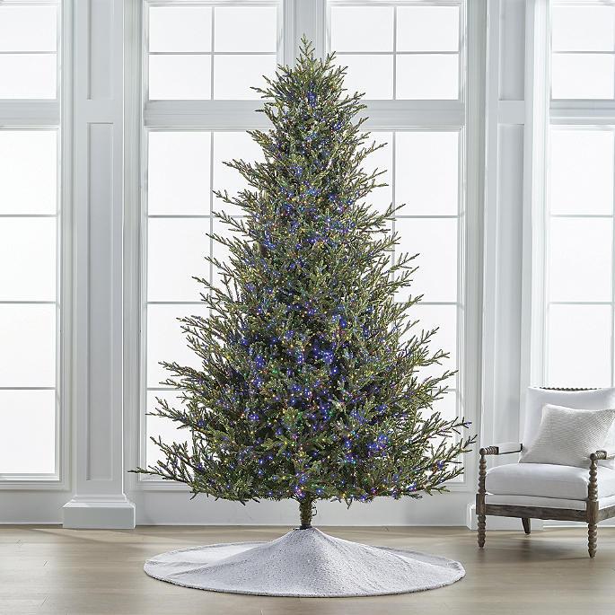 Starry Night Microlight 9 Full Profile Tree Frontgate