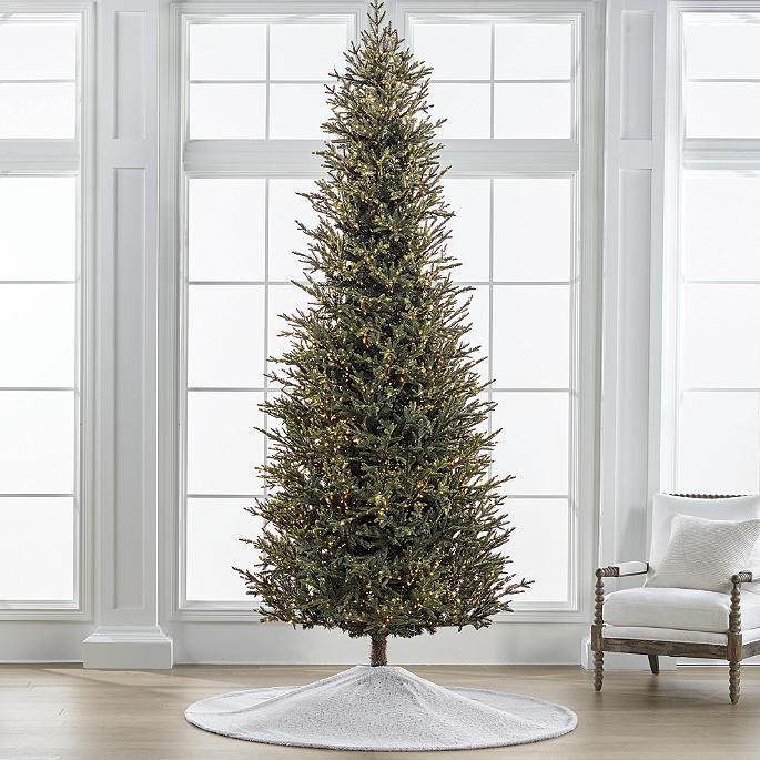 new arrival 68741 98f38 Starry Night Microlight 10 ft. Slim Profile Tree