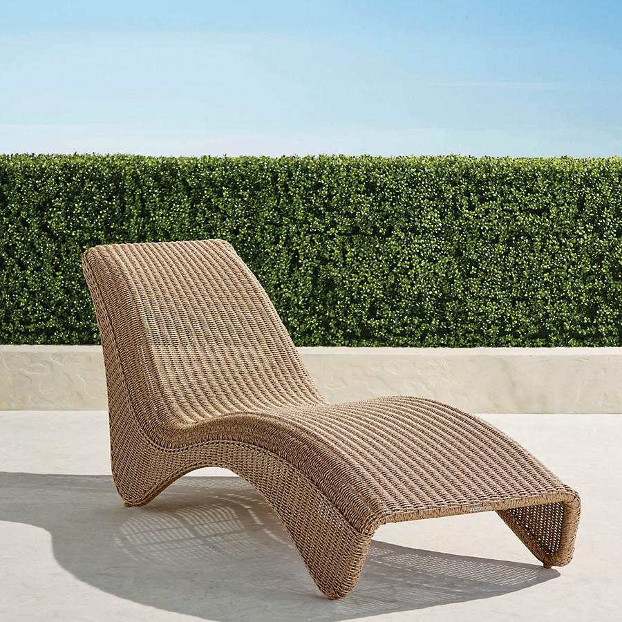 Frontgate montego chaise