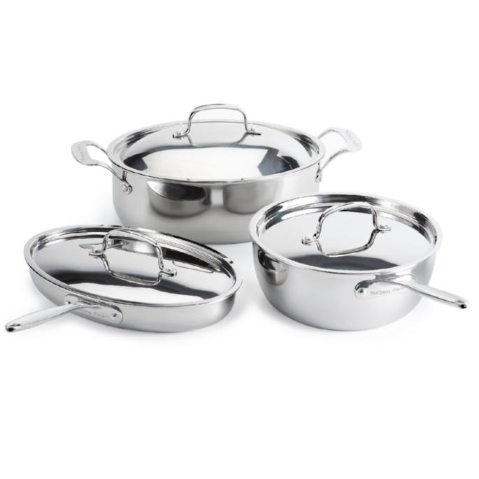 Wolfgang Puck 6-piece Cookware Set | Frontgate