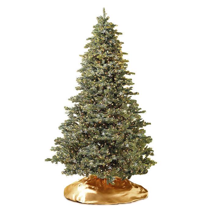 Noble Fir Artificial Christmas Tree - Noble Fir Artificial Christmas Tree Frontgate