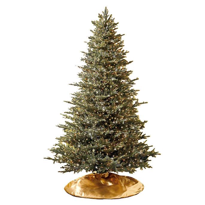 Fraser Fir Artificial Christmas Tree - Fraser Fir Artificial Christmas Tree Frontgate