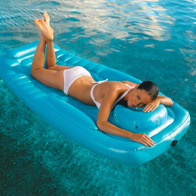 Face-down Pool Float | Frontgate