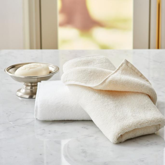 Resort Cotton Fingertip Towels Set Of Two Frontgate