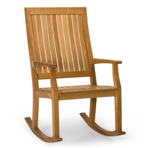 Swell Teak Double Rocking Chair Frontgate Onthecornerstone Fun Painted Chair Ideas Images Onthecornerstoneorg