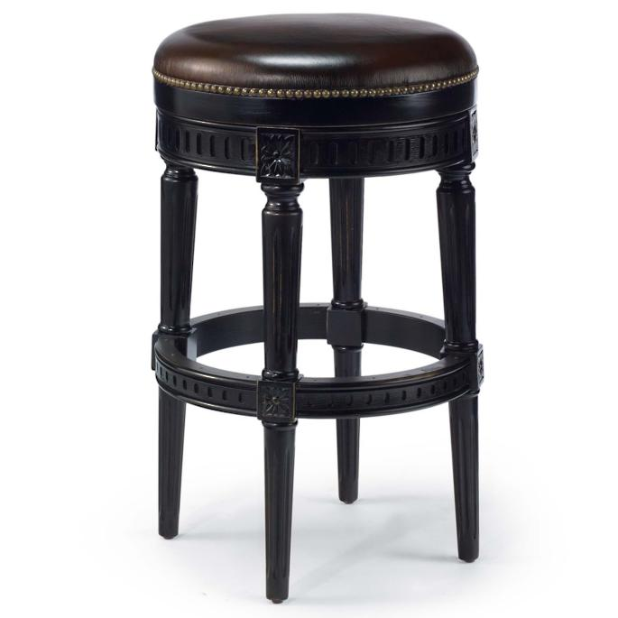 Pleasant Manchester Swivel Bar Height Backless Bar Stool 30 Pdpeps Interior Chair Design Pdpepsorg