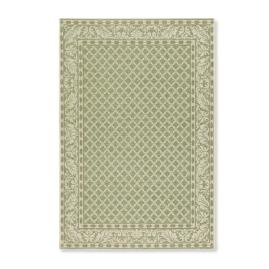 Ashworth Outdoor Rug in Green/Cream
