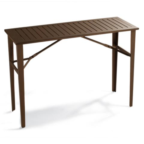 Exceptionnel Folding Counter Height Table