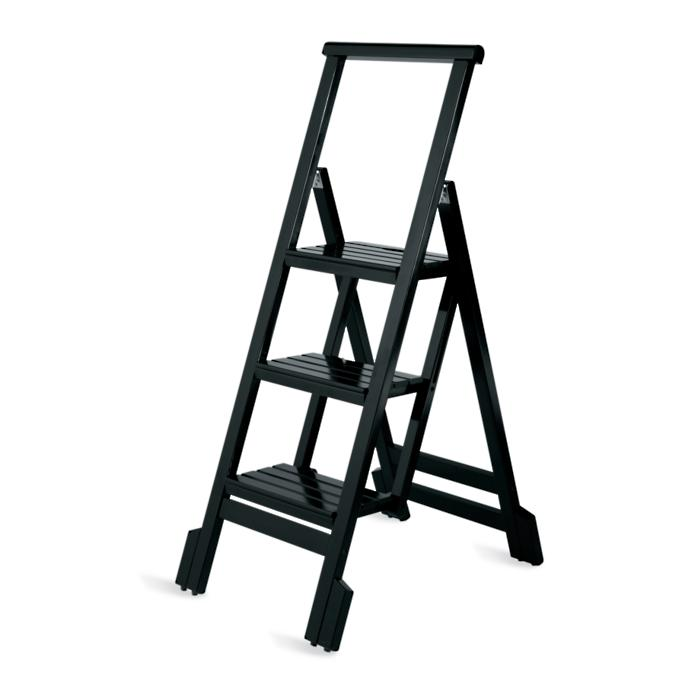 Three Step Foldaway Ladder