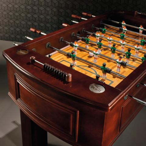 Classic Foosball Table Frontgate - How much does a foosball table cost