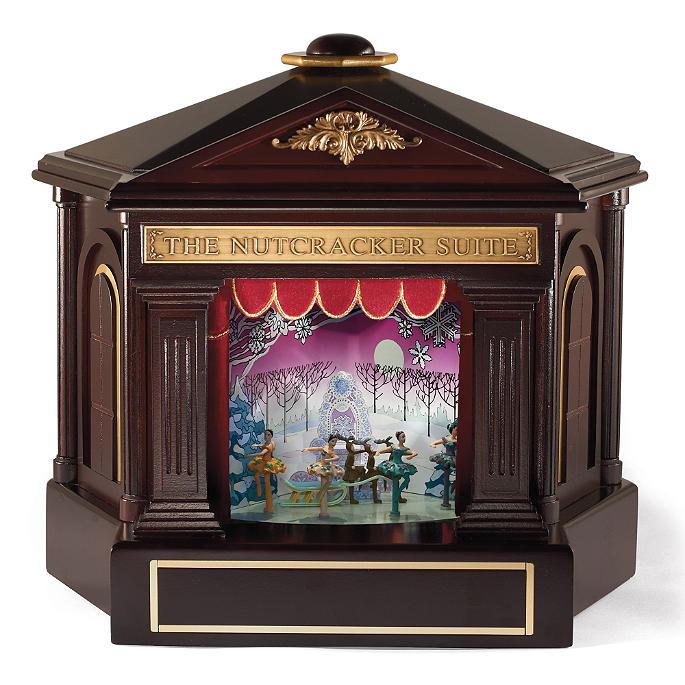 Nutcracker Suite Music Box by Frontgate