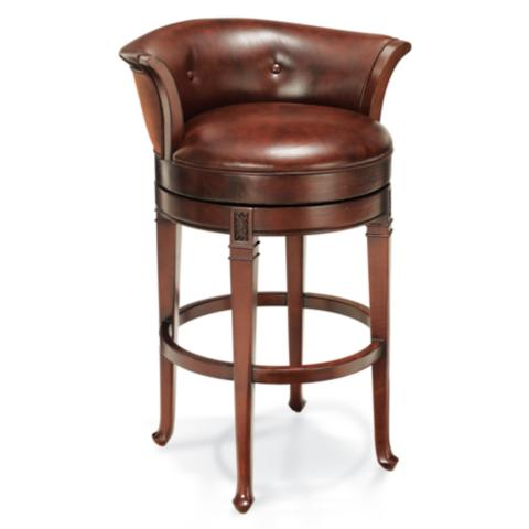 Peachy Cantle Back Bar And Counter Stools Frontgate Machost Co Dining Chair Design Ideas Machostcouk