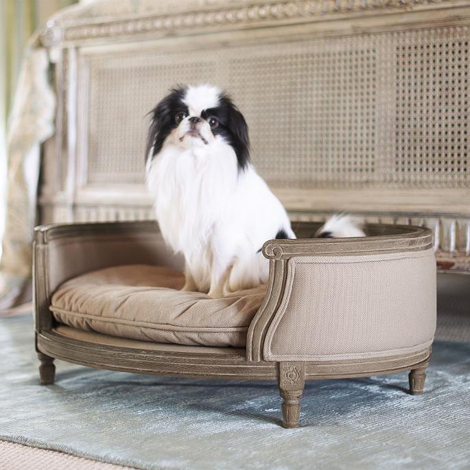 George Fine Furniture Pet Sofa Frontgate