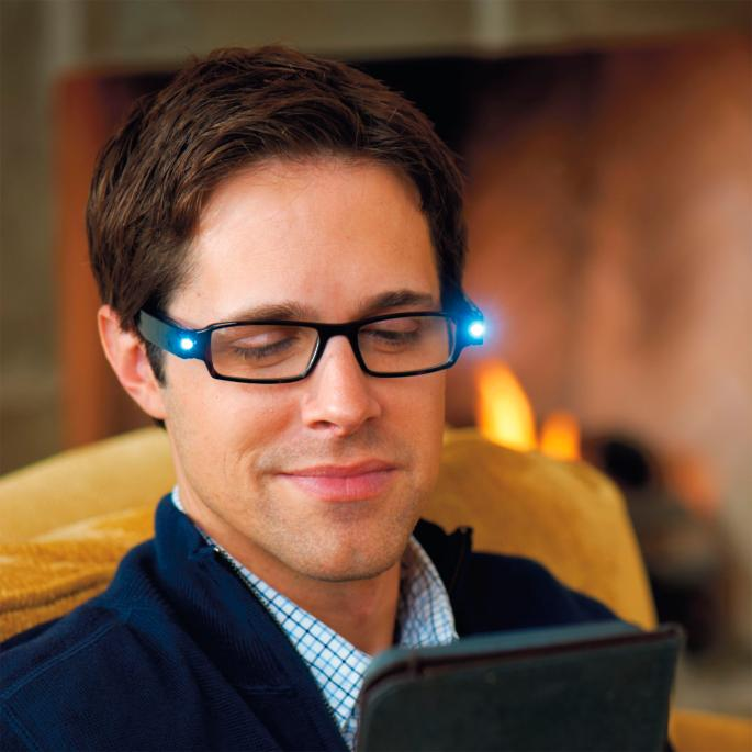 42a04709d8e Rechargeable LED Reading Glasses