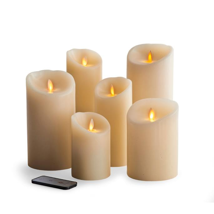 Battery Operated Dream Candles With Remote Control Frontgate