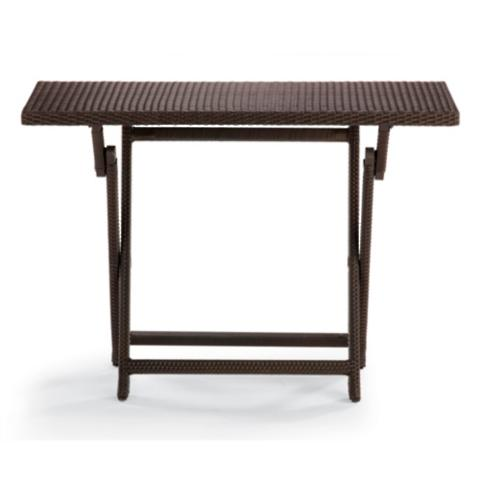 Beau Cafe Counter Height Folding Table