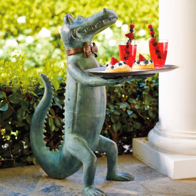 Belvedere Alligator Table