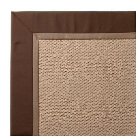 Indoor/Outdoor Parkdale Rug in Sunbrella® Cocoa White