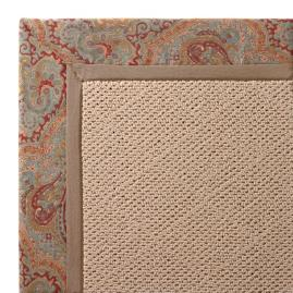 Indoor/ Parkdale Rug in Symphony Bliss Cane Wicker