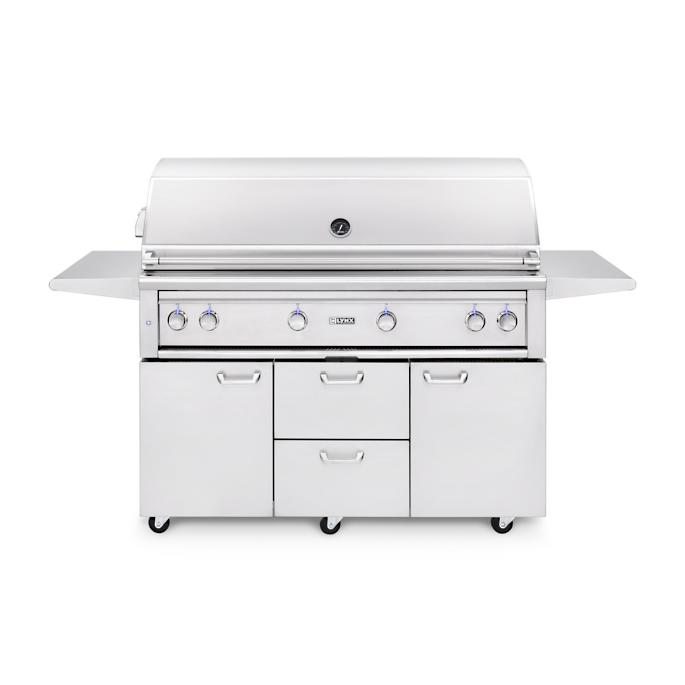 Lynx 54 Inch Freestanding Grill Accessories Frontgate