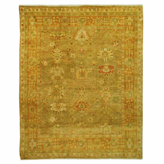 Oushak Dalton Wool Area Rugs
