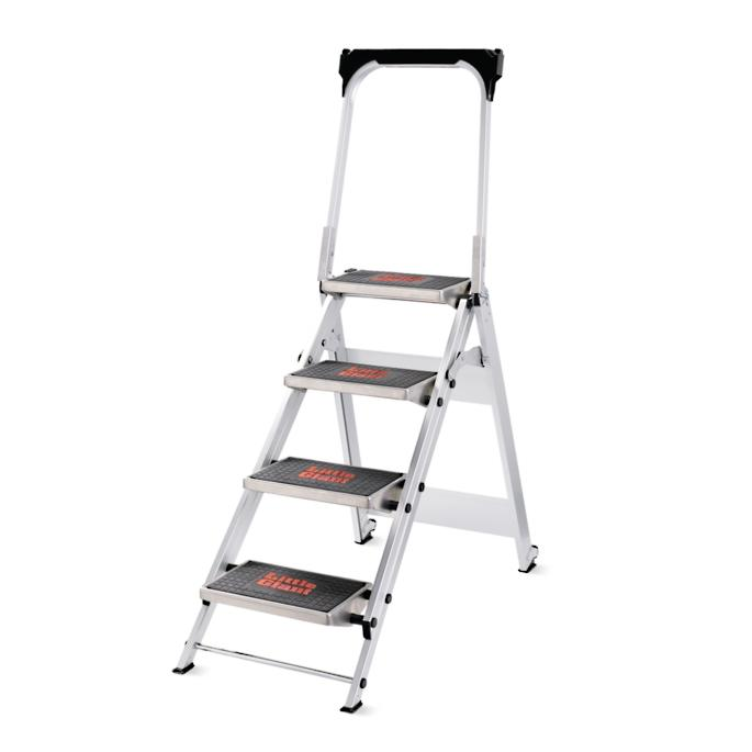 Little Giant Safety Step Ladder Frontgate