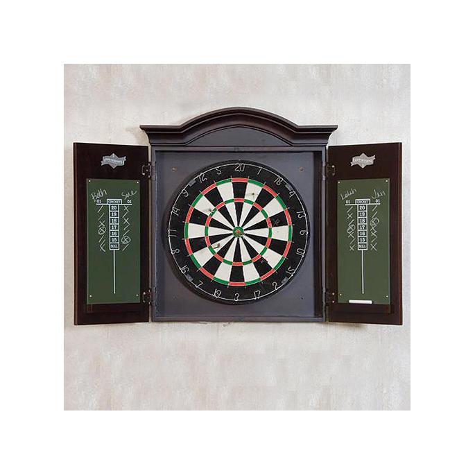 The Pub Dart Board Set | Frontgate