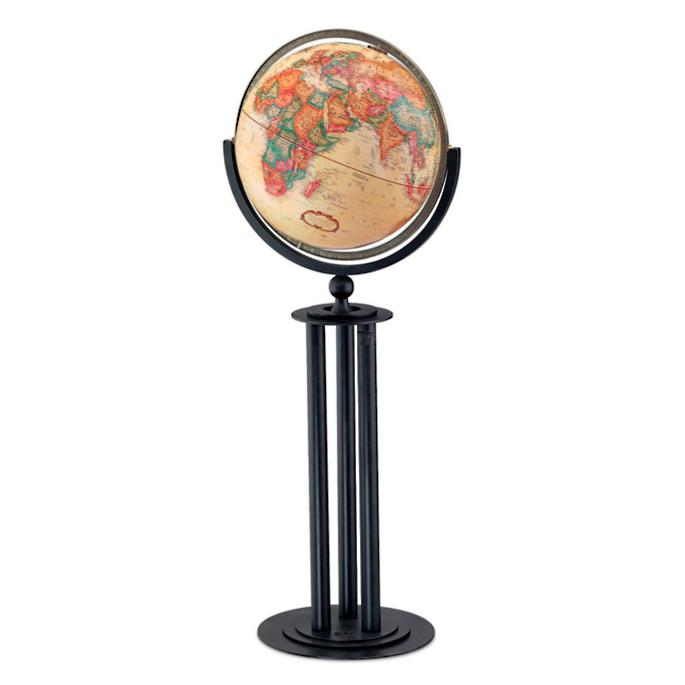 Antique Ocean Floor Globe Frontgate