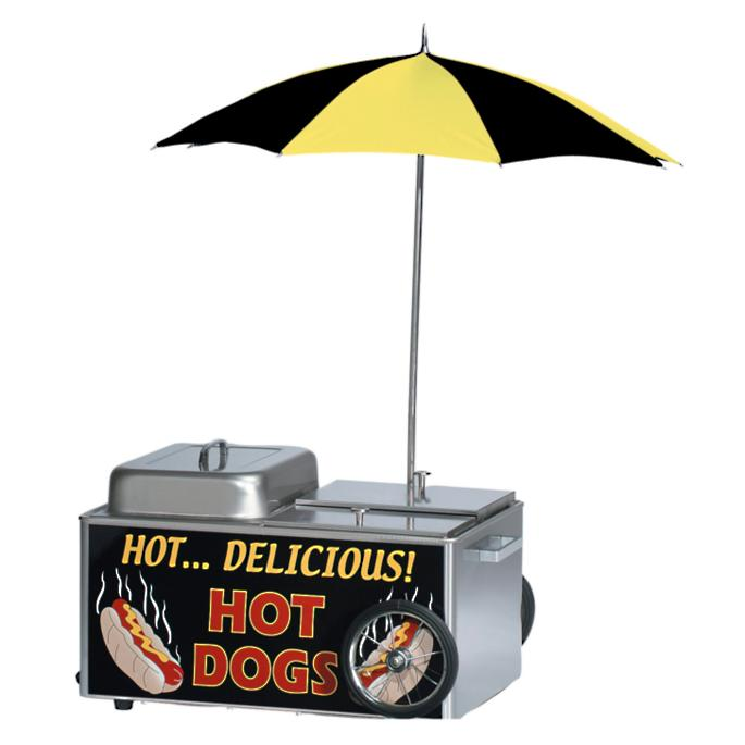 Table Top Hot Dog Steamer Frontgate